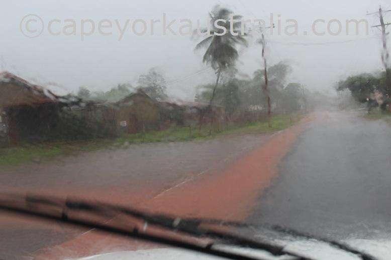 bamaga rain november 2020