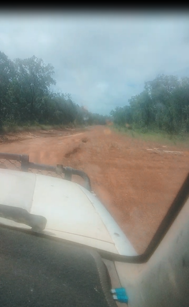 bamaga road may 2021