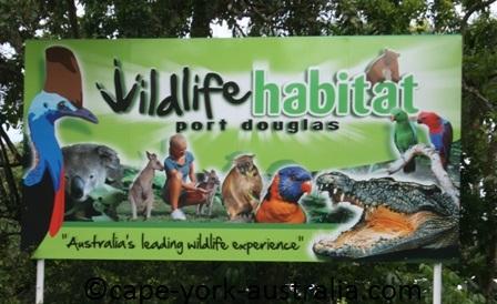 port douglas wildlife habitat