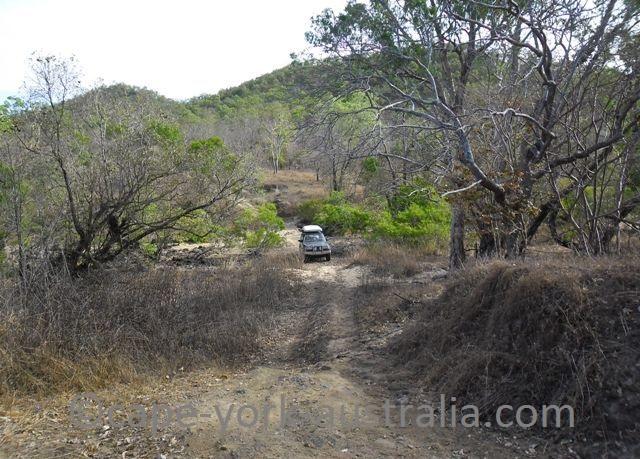 old coen road