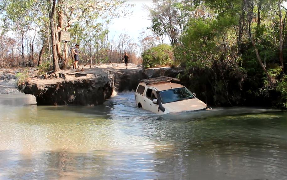 nolans creek crossing
