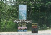 cape tribulation camping