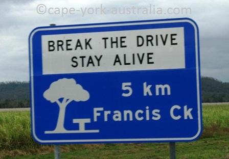 break the drive stay alive
