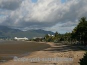 cairns esplanade beach
