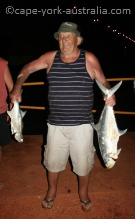 fishing in cape york