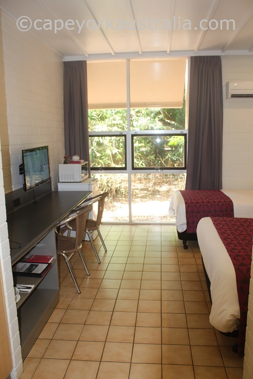 weipa hotel rooms