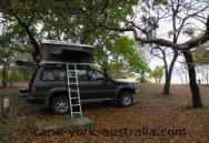 cape york camping