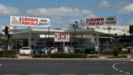 crown rentals cairns