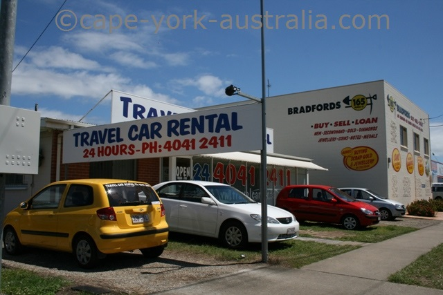 travel car rental cairns