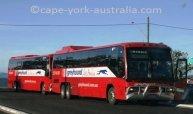long distance buses australia