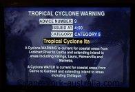 cyclone warning