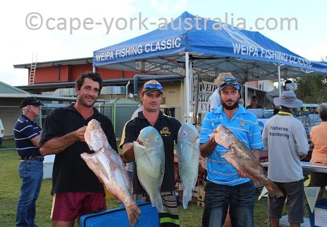 weipa fishing classic