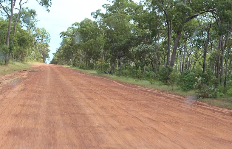 2018 bypass roads corrugations