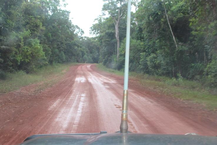 2018 bypass roads wet
