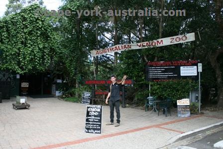 kuranda zoo