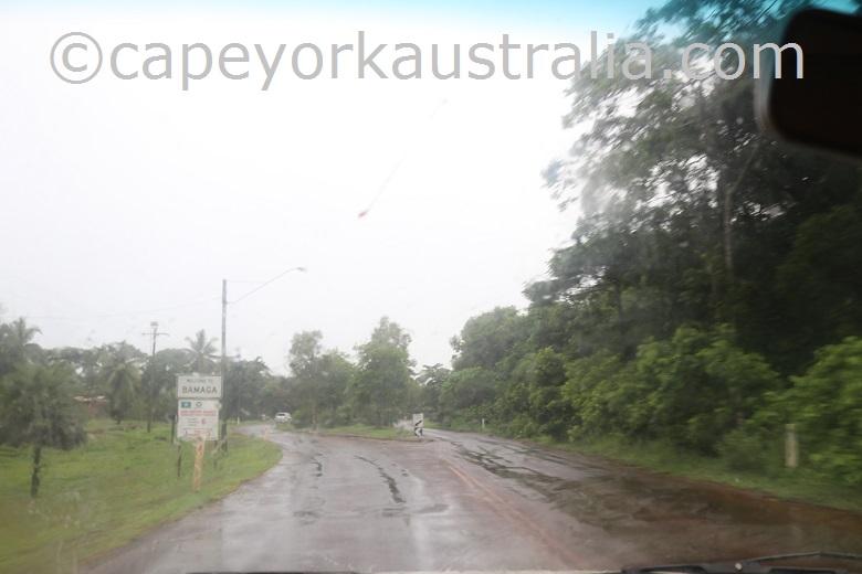 2020 wet season bamaga
