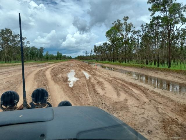 iron range road