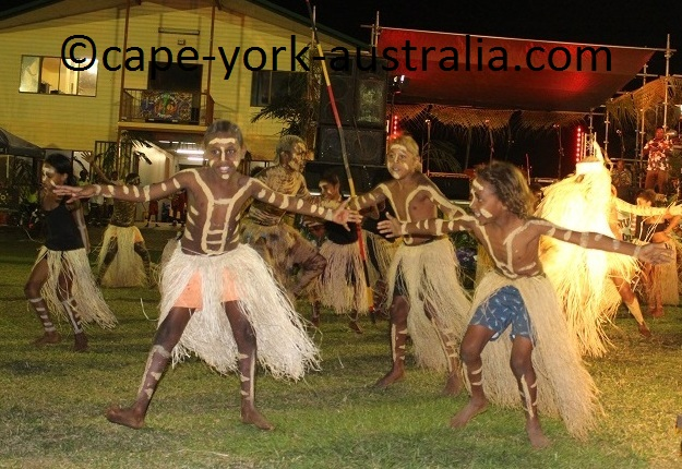 bamaga festival aboriginal people