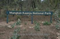 mungkan kandju national park