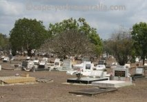 mareeba pioneer cemetery
