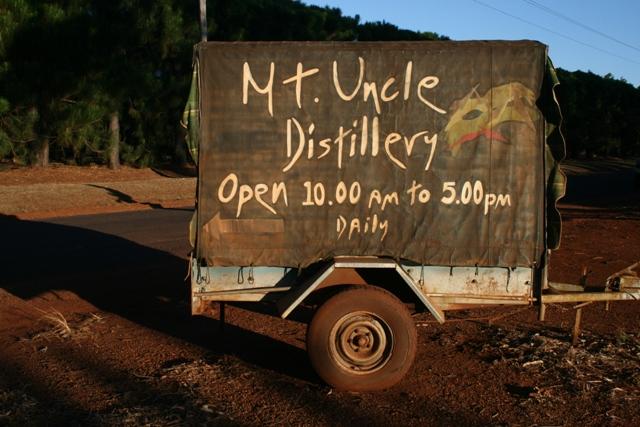 mt uncle destillery