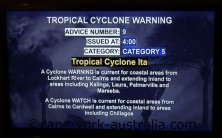 cyclone warning