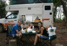 camper van hire australia