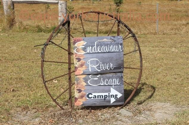 endeavour river escape cooktown