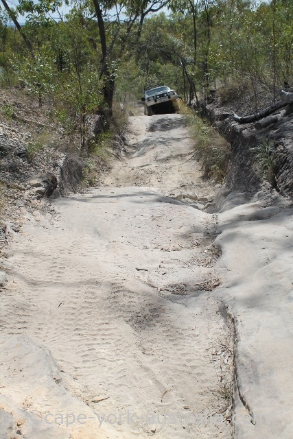 old coach road cape york