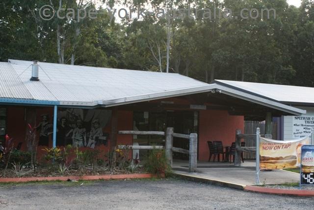 speewah tavern accommodation