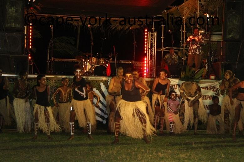 bamaga festival injinoo dancers