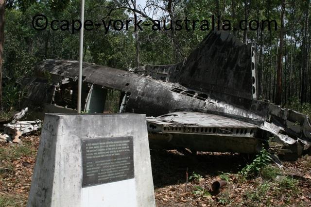 bamaga wwii airplane wrecks