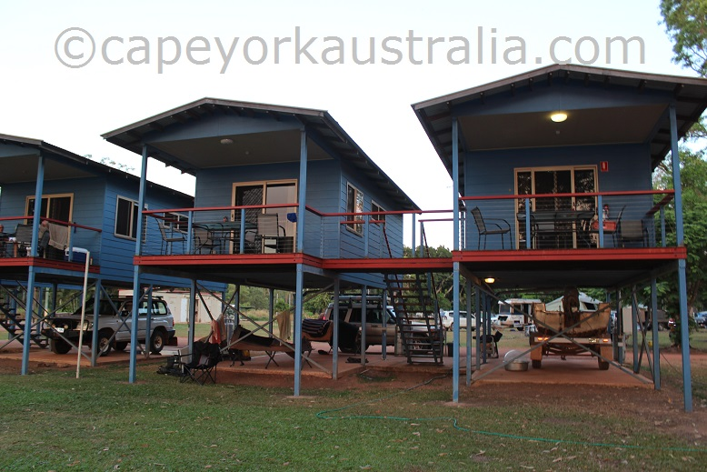 weipa fishing lodge
