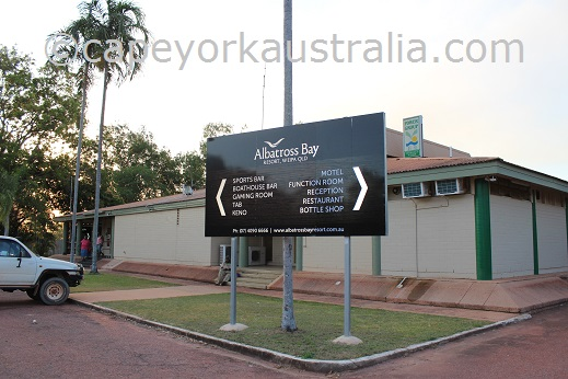 weipa hotel and public bar