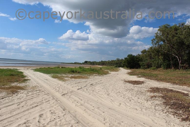 weipa nanum beach drive