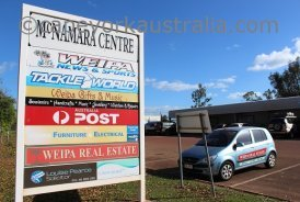 weipa shopping centre