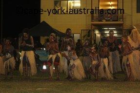 bamaga festival aboriginal dancers