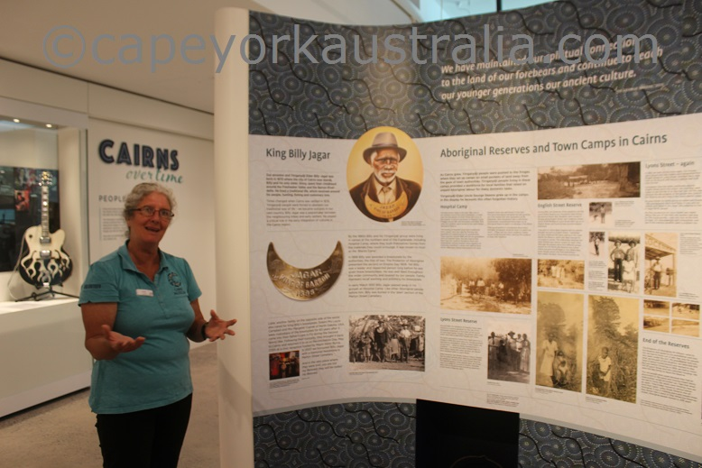 cairns museum aboriginal information
