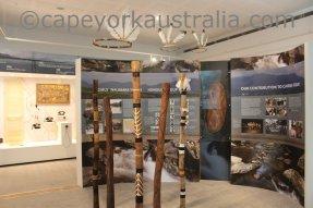 cairns museum indigenous display