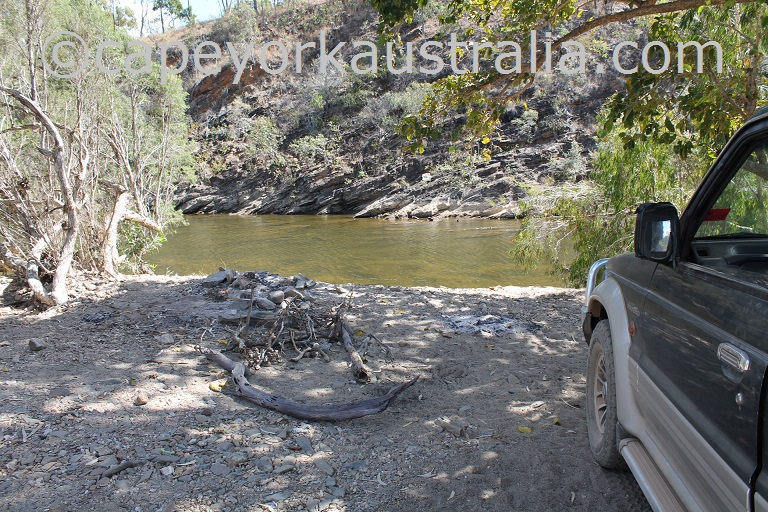 palmer river goldfields camping