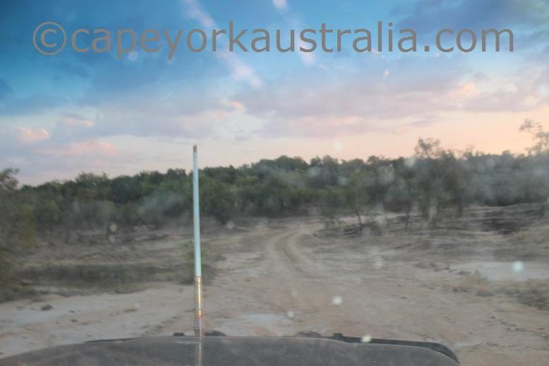 pormpuraaw to kowanyama alice river