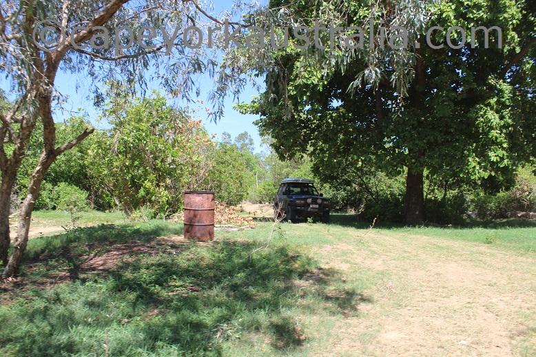 pormpuraaw to kowanyama mitchell river camping