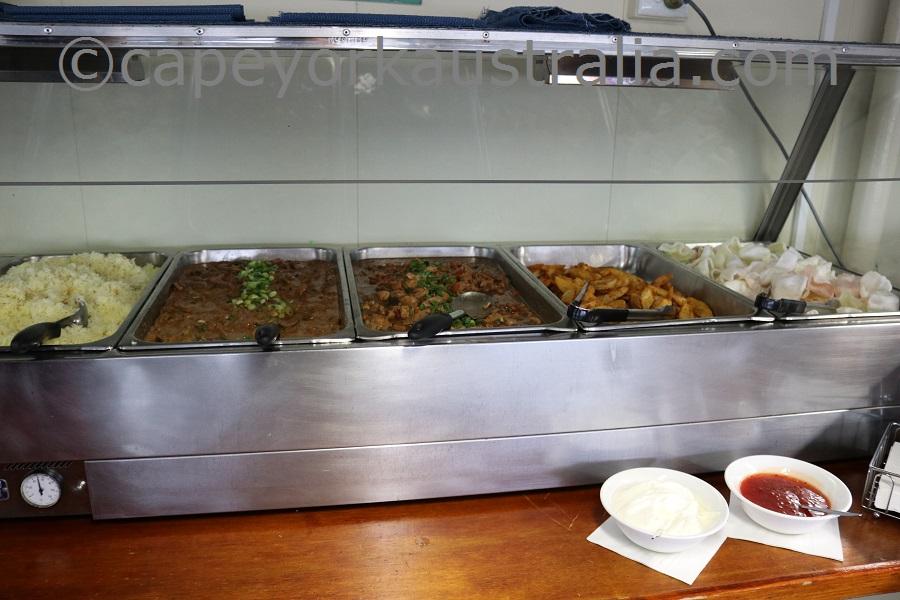 seaswift lunch