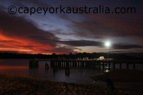 seisia sunset wharf