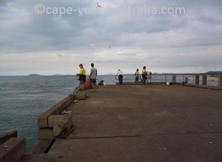 seisia wharf cape york