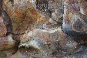 somerset beach rock paintings