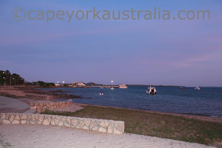 thursday island beachfront