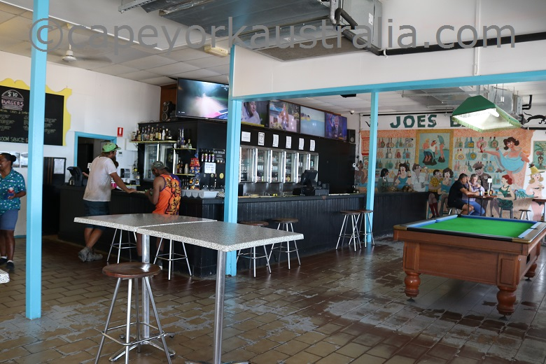 thursday island public bar