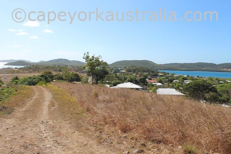 thursday island green hill walk