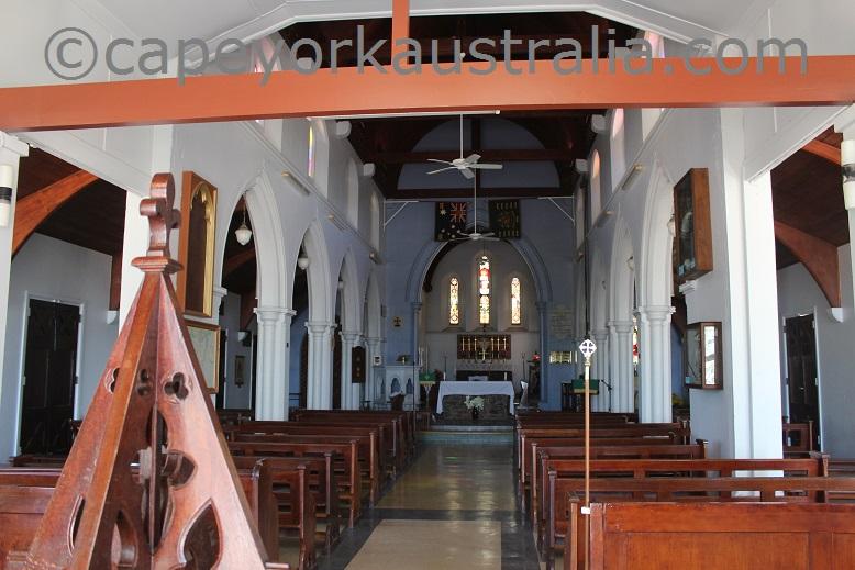 thursday island quetta memorial church